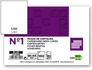 FICHA LISA Nº 1 65X95 P-100