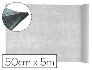 TEJIDO SIN TEJER LIDERPAPEL TERILENO 25 G/M2 ROLLO DE 5 MT BLANCO