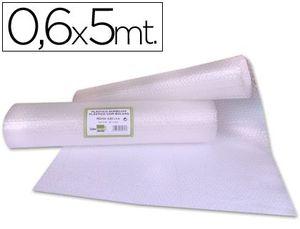 PLASTICO BURBUJA LIDERPAPEL 0.60X5M