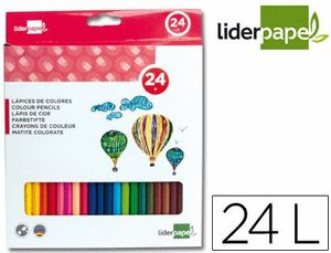 LAPICES LIDERCOLOR E-24