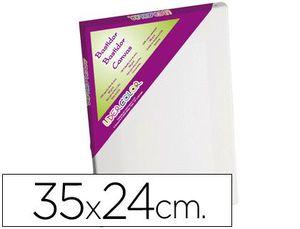 BASTIDOR LIDERCOLOR 5P LIENZO ALGODON 35X24 CM