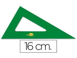 CARTABON LIDERPAPEL 16 CM ACRILICO VERDE