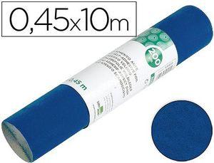 ROLLO ADHESIVO LIDERPAPEL ESPECIAL ANTE AZUL ROLLO DE 0,45 X 10 MT