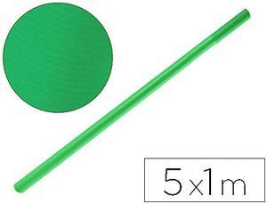 PAPEL KRAFT LIDERPAPEL VERDE MALAQUITA ROLLO 5X1 M