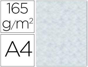 PAPEL COLOR LIDERPAPEL A4 165G/M AZUL PERGAMINO PACK DE 9 UNIDADES