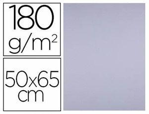 CARTULINA LIDERPAPEL 50X65 CM 180 GR LILA PAQ 25 UD