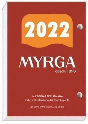 TACO BUFFET MYRGA Nº 2 CASTELLANO 2022