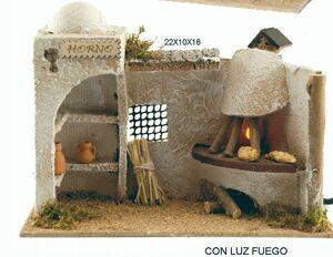 PANADERIA CORCHO CON LUZ