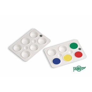 PALETA PLASTICO 6 DEPARTAMENTOS