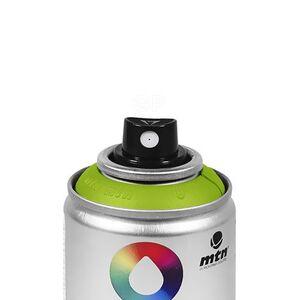 SPRAY PINTURA MTN WB 100 BRILLIANT LIGHT GREEN 100ML