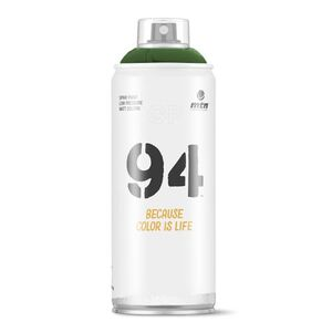 SPRAY PINTURA MTN 94 RV-126 VERDE TOSCANA 400ML