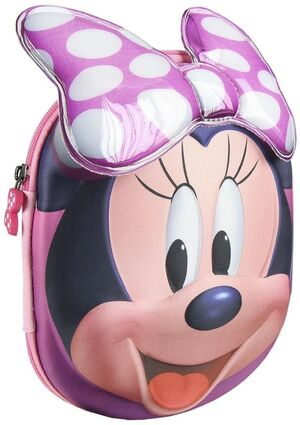 PLUMIER TRIPLE GIOTTO 3D MINNIE