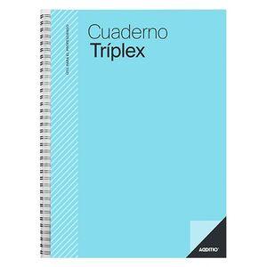 CUADERNO ADTTIO TRIPLEX