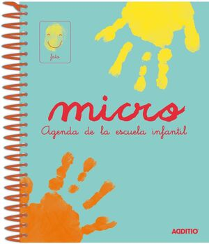 AGENDA ADDITIO MICRO EDUCACION INFANTIL 13.5X1