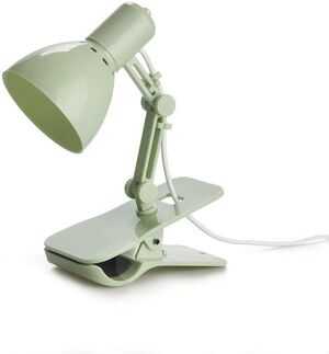 LUZ USB CLAMP VERDE BLANCO