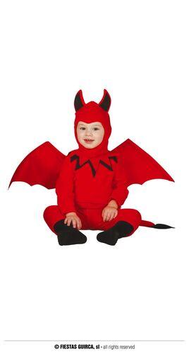 CUTE DEVIL BABY TALLA 12-18 MESES