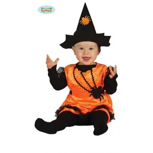 LITTLE WITCH BABY TALLA 6-12 MESES