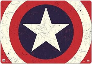 VADE ESCOLAR MARVEL CAPITAN AMERICA SHIELD