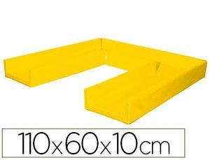 COLCHON DE DORMIR SUMO DIDACTIC PLEGABLE 110X60X10 CM VERDE