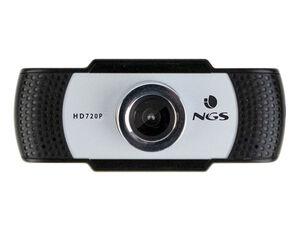 CAMARA WEBCAM NGS XPRESSCAM 720 HD 1280 X 720 CON MICROFONO 1 MPX USB 2.0