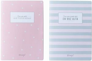 SET 2 LIBRETAS MR WONDERFUL PARA MENTES INQUIETAS