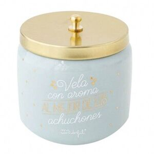 VELA CON AROMA MR WONDERFUL AL MEJOR DE LOS ACHUCHONES