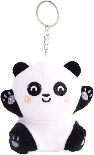LLAVERO PELUCHE MR WONDERFUL SQUISHY PANDA