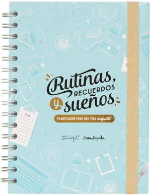 PLANIFICADOR SEMANAL MR WONDERFUL BETA COQUETA