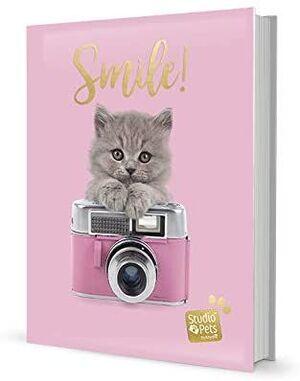 ALBUM 304 FOTOS 13X20 CM STUDIO PETS CAT