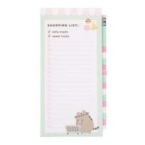NOTAS MAGNETICAS PUSHEEN FOODIE COLLECTION