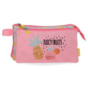 ESTUCHE TRIPLE ENSO JUICY FRUITS ROSA