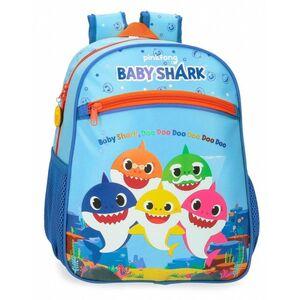 MOCHILA ADAPTABLE A CARRO 33 CM BABY SHARK