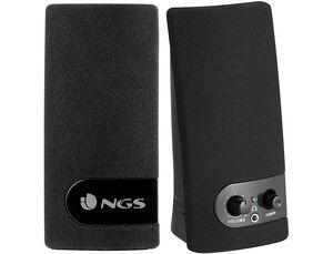 ALTAVOCES NILOX AUDIO SPEAKERS 2.0 PER PC