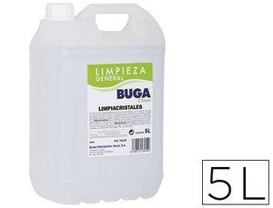 LIMPIACRISTALES BUGA CLEAN GARRAFA 5 LITROS