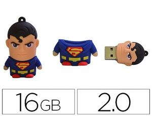 MEMORIA USB TECHONETECH FLASH DRIVE 16 GB 2.0 SUPER S