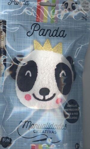 MANUALIDADES CREATIVAS FUNTASTIC PANDA