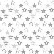 SERVILLETA 33X33 STARS ALL OVER SILVER