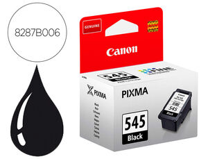 INK-JET CANON PG-545 / CL-546 PIXMA MG2550 / MG3050 / TR4550 / TS205 / TS305 / TS3352 PACK 4 COLORES