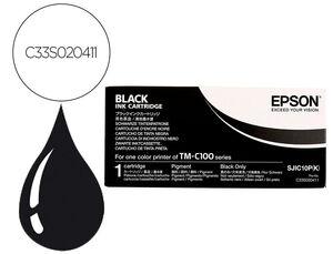 INK-JET EPSON TM-C 100 NEGRO