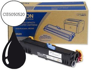 TONER EPSON C13S050520 ACULASER M1200 NEGRO 1800PAG