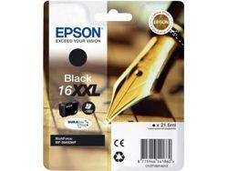 INK-JET EPSON 16XXL WF2010W WF2510WF WF2520NF NEGRO 1000 PAG