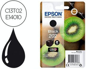 INK-JET EPSON 202 XP-6000 / XP-6005 / XP-6100 / XP-6105 NEGRO 250 PAG