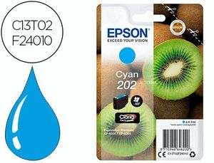 INK-JET EPSON 202 XP-6000 / XP-6005 / XP-6100 / XP-6105 CIAN 300 PAG