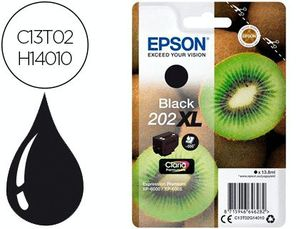 INK-JET EPSON 202 XL XP-6000 / XP-6005 / XP-6100 / XP-6105 PHOTO NEGRO 800 PAG