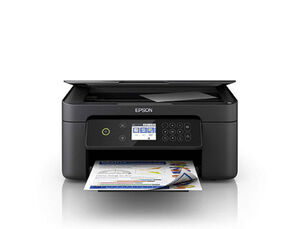 EQUIPO MULTIFUNCION EPSON EXPRESSION HOME XP-4100 TINTA COLOR 10 PPM / 5 PPM IMPRESORA ESCANER COPIA