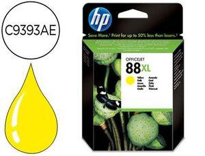 INK-JET HP 88XL AMARILLO 1.700PAG OFFICEJET PRO K8600XX K5400XX K550XX L7480 L7590 L7680 L7780 L7580