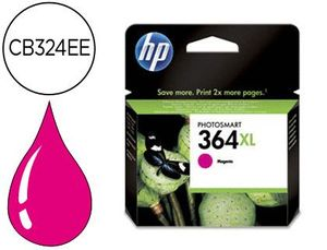 CARTUCHO INK-JET HP 364XL MAGENTA PHOTOSMART PREMIUM 750PAG