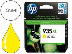 CARTUCHO INK-JET HP 935XL OJP 6230 / 6830 AMARILLO -825 PAG-