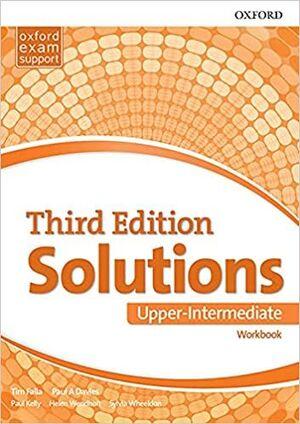 SOLUTIONS UPPER INTERMEDIATE 3RD EDITION WORKBOOK