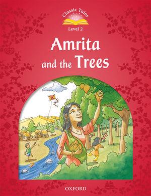 AMRITA & THE TREES (2 CLASSIC TALES)